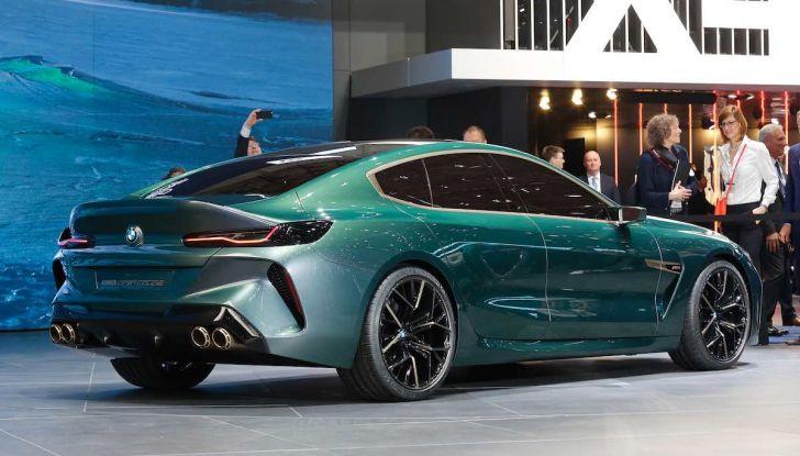 BMW M8 Concept Gran Coupé - Foto 19 di 29