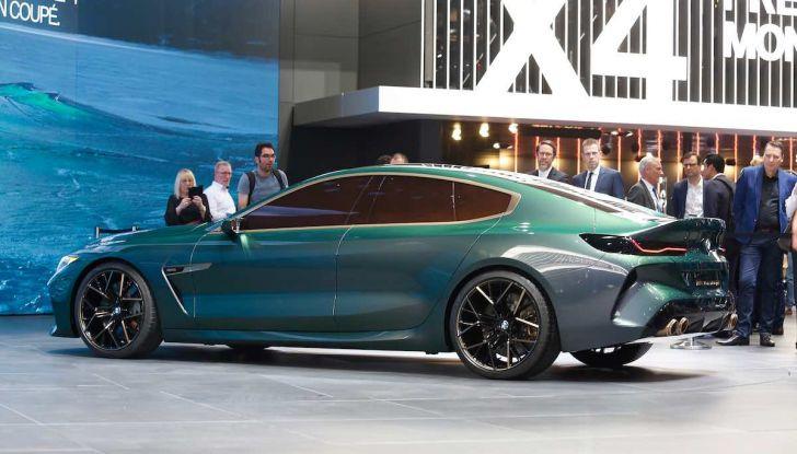 BMW M8 Concept Gran Coupé - Foto 26 di 29