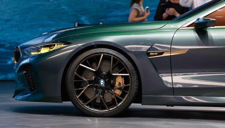 BMW M8 Concept Gran Coupé - Foto 27 di 29