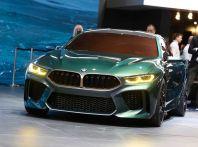 BMW M8 Concept Gran Coupé