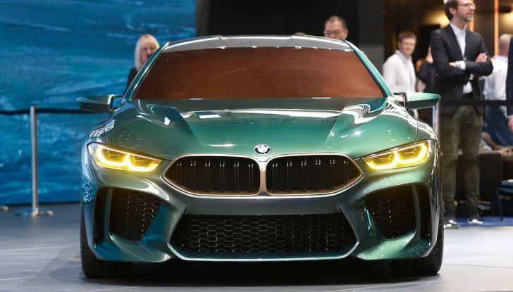 BMW M8 Concept Gran Coupé - Foto 1 di 29