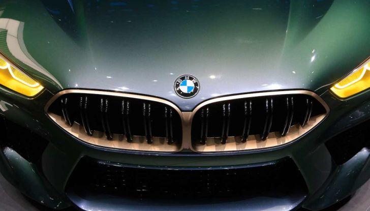 BMW M8 Concept Gran Coupé - Foto 10 di 29
