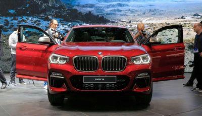 BMW X4 2018, il SUV Coupé di Monaco arriva alla seconda serie