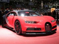 Bugatti Chiron Sport, la pista è il suo mestiere