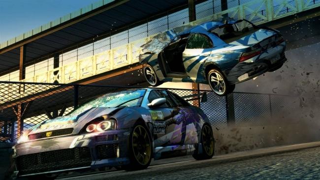 Burnout Paradise Remastered arriva su PS4 e Xbox One - Foto 1 di 8