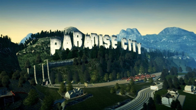 Burnout Paradise Remastered arriva su PS4 e Xbox One - Foto 4 di 8