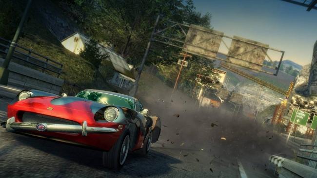 Burnout Paradise Remastered arriva su PS4 e Xbox One - Foto 5 di 8