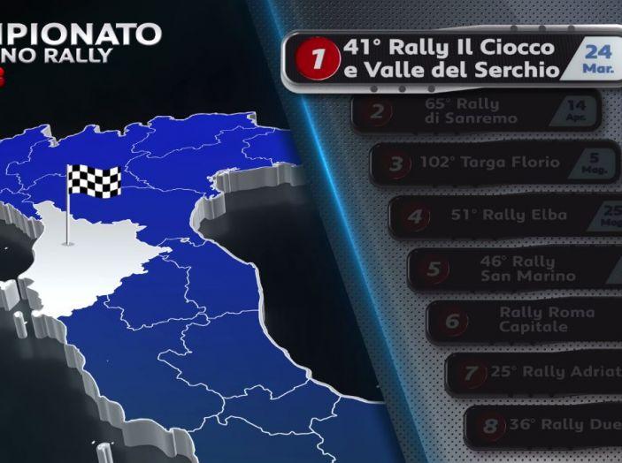 Paolo Andreucci (Peugeot Sport Italia) ci racconta il Rally del Ciocco - Foto 1 di 1