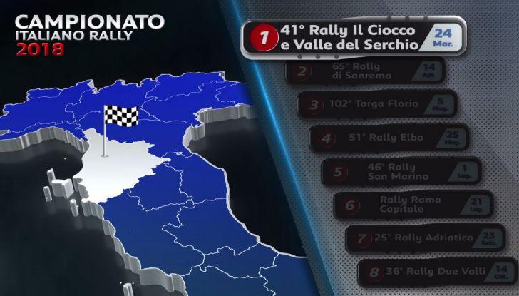 Paolo Andreucci (Peugeot Sport Italia) ci racconta il Rally del Ciocco - Foto  di