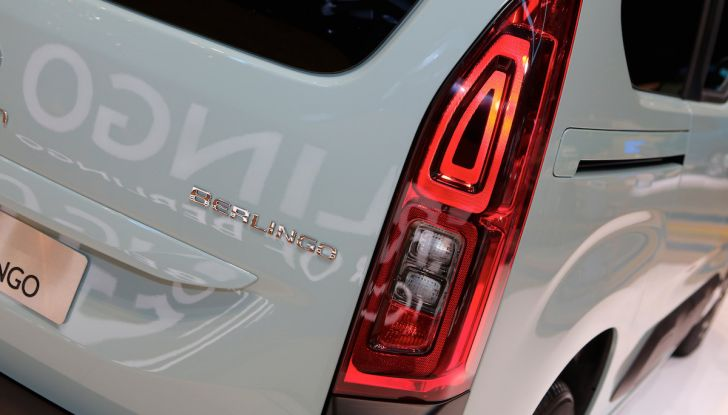 Citroën Berlingo 2018, ecco la terza generazione nel segno di design e praticità - Foto 6 di 9