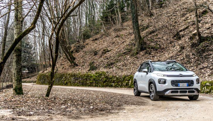 Citroën C3 Aircross: arriva l'automatico EAT6 anche sul Diesel BlueHDi 120CV - Foto 28 di 35