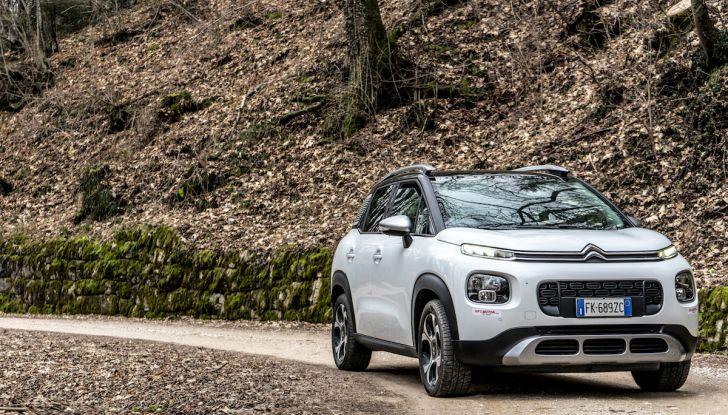 Citroën C3 Aircross: arriva l'automatico EAT6 anche sul Diesel BlueHDi 120CV - Foto 1 di 35