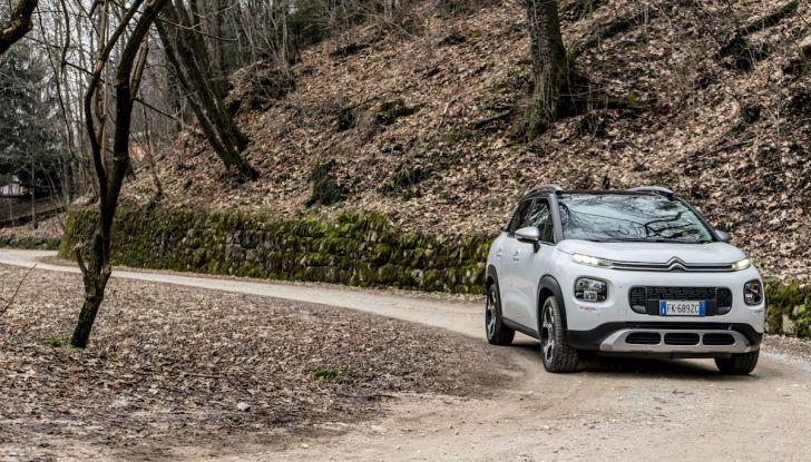 Citroën C3 Aircross: arriva l'automatico EAT6 anche sul Diesel BlueHDi 120CV - Foto 29 di 35