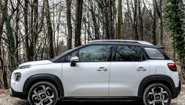 Citroën C3 Aircross: arriva l'automatico EAT6 anche sul Diesel BlueHDi 120CV - Foto 30 di 35