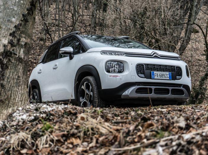 Citroën C3 Aircross, la prova su strada del 130CV: Crossover comodo e versatile - Foto 11 di 43