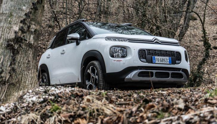 Citroën C3 Aircross: arriva l'automatico EAT6 anche sul Diesel BlueHDi 120CV - Foto 27 di 35