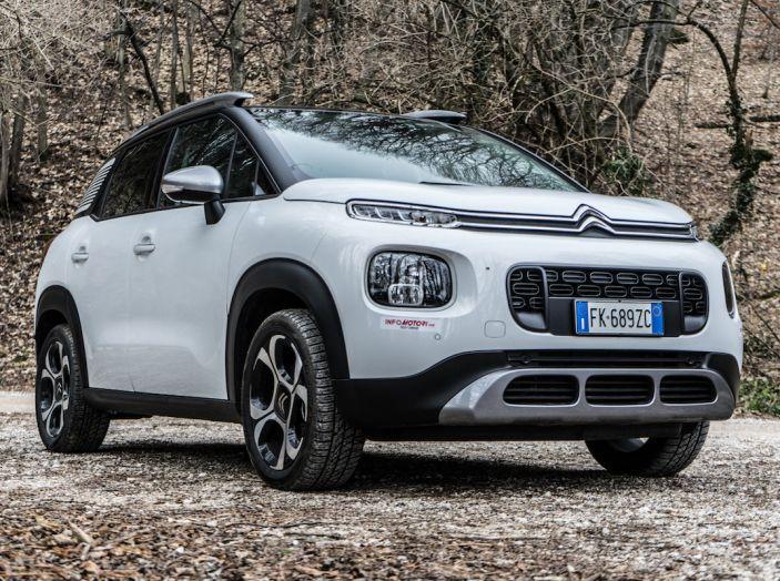 Citroën C3 Aircross, la prova su strada del 130CV: Crossover comodo e versatile - Foto 5 di 43