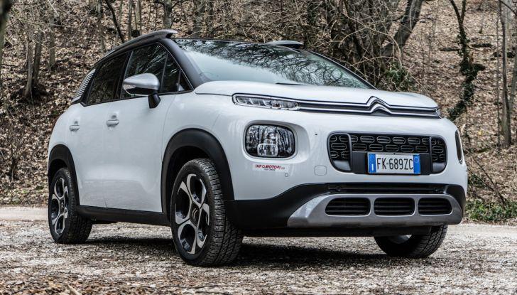 Citroën C3 Aircross: arriva l'automatico EAT6 anche sul Diesel BlueHDi 120CV - Foto 26 di 35