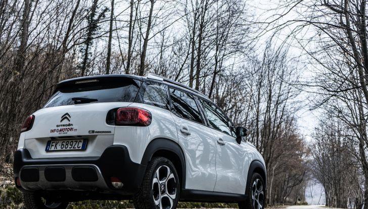Citroën C3 Aircross: arriva l'automatico EAT6 anche sul Diesel BlueHDi 120CV - Foto 25 di 35