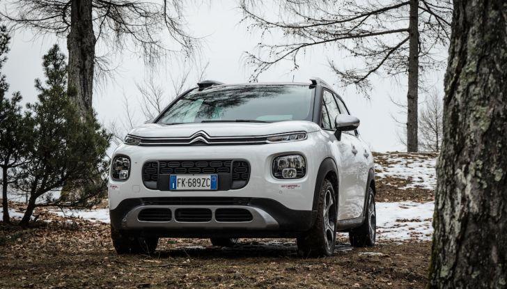 Citroën C3 Aircross: arriva l'automatico EAT6 anche sul Diesel BlueHDi 120CV - Foto 17 di 35