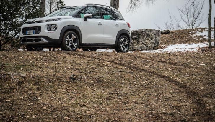 Citroën C3 Aircross: arriva l'automatico EAT6 anche sul Diesel BlueHDi 120CV - Foto 13 di 35
