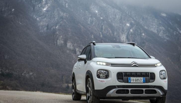 Citroën C3 Aircross: arriva l'automatico EAT6 anche sul Diesel BlueHDi 120CV - Foto 6 di 35