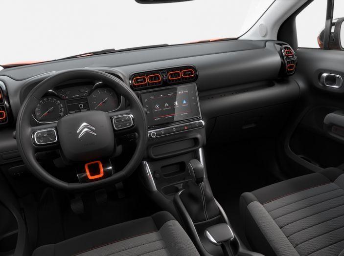 Citroën C3 Aircross, la prova su strada del 130CV: Crossover comodo e versatile - Foto 31 di 43