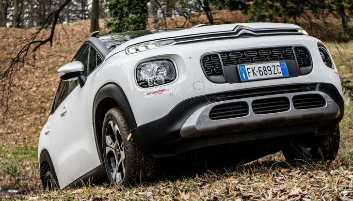 Citroën C3 Aircross: arriva l'automatico EAT6 anche sul Diesel BlueHDi 120CV - Foto 35 di 35