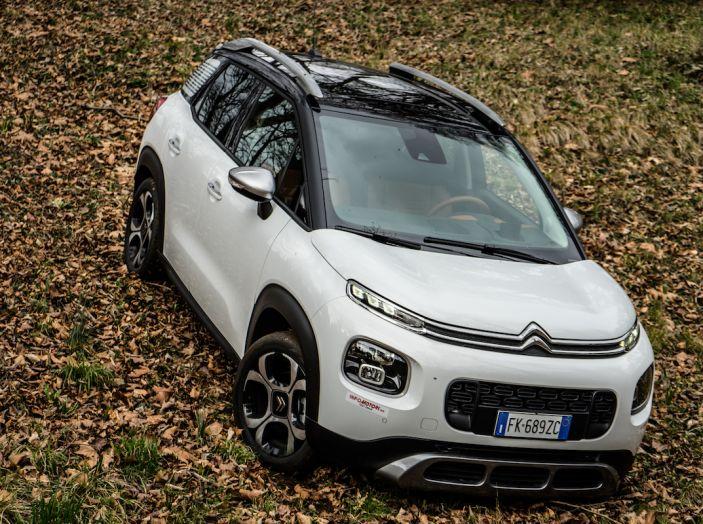 Citroën C3 Aircross, la prova su strada del 130CV: Crossover comodo e versatile - Foto 38 di 43