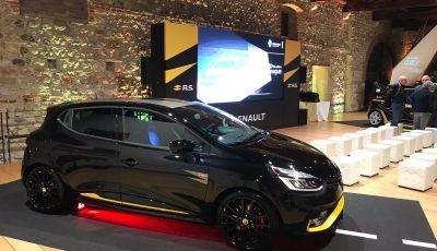 Renault Clio R.S. 18: la Hot Hatch da 220CV pronta a scendere in pista