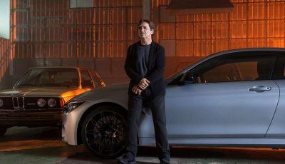CoverYourPhone, la campagna sulla sicurezza stradale di BMW e Alex Zanardi