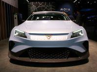 Cupra e-Racer, la prima GT 100% elettrica pronta per le corse