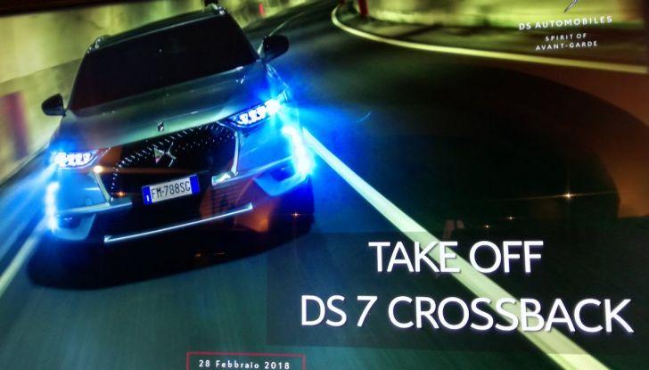 DS7 Crossback, prova su strada del SUV Premium senza compromessi - Foto 9 di 27