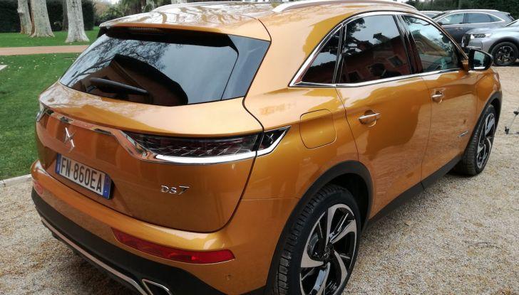 DS7 Crossback, prova su strada del SUV Premium senza compromessi - Foto 16 di 27