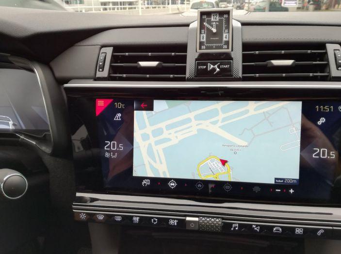 DS7 Crossback, prova su strada del SUV Premium senza compromessi - Foto 22 di 27