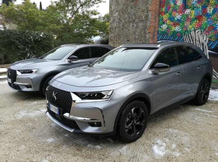 DS7 Crossback, prova su strada del SUV Premium senza compromessi