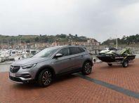 Opel Grandland X prova su strada, motorizzazioni e consumi