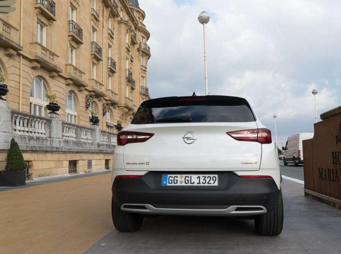 Opel Grandland X prova su strada, motorizzazioni e consumi - Foto 4 di 27