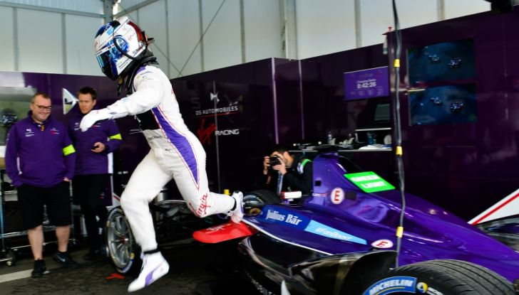 Video – Parigi 2017, DS Virgin Racing sul podio - Foto 2 di 5