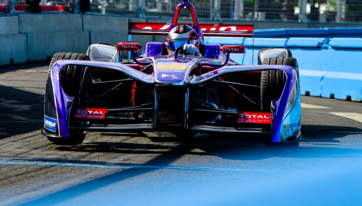 Video – Parigi 2017, DS Virgin Racing sul podio - Foto 3 di 5