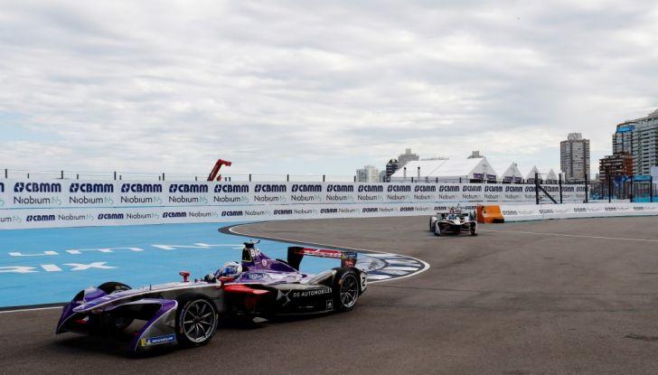 Interviste ai protagonisti del Team DS Virgin Racing - Foto 3 di 4