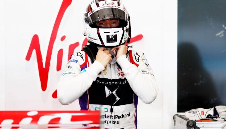 Interviste ai protagonisti del Team DS Virgin Racing - Foto 2 di 4