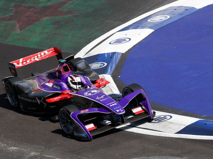 DS Virgin Racing a punti con Lynn in Messico - Foto 1 di 5