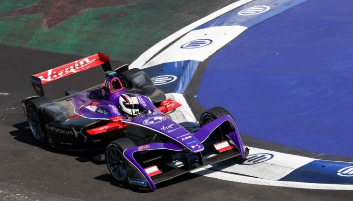 DS Virgin Racing a punti con Lynn in Messico - Foto 1 di 5