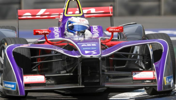 DS Virgin Racing a punti con Lynn in Messico - Foto 2 di 5