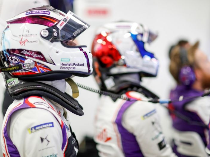 DS Virgin Racing a punti con Lynn in Messico - Foto 4 di 5