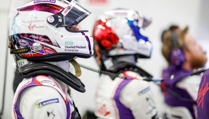 DS Virgin Racing a punti con Lynn in Messico - Foto 4 di 5