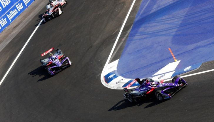 DS Virgin Racing a punti con Lynn in Messico - Foto 3 di 5