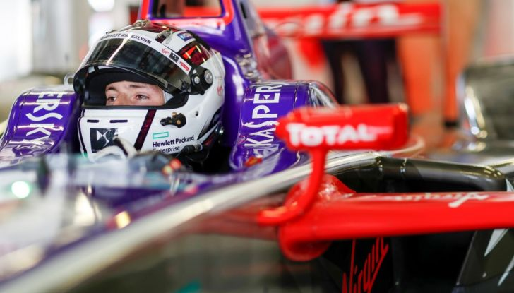 DS Virgin Racing a punti con Lynn in Messico - Foto 5 di 5