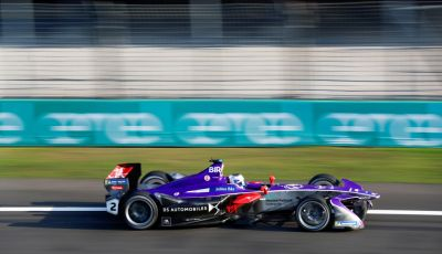 DS Virgin Racing - risultati e classifica E-Prix del Messico